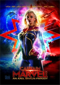 Капитан Марвел: XXX Пародия / Captain Marvel XXX: An Axel Braun Parody