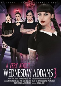 Очень Взрослая Wednesday Addams 3 / A Very Adult Wednesday Addams 3